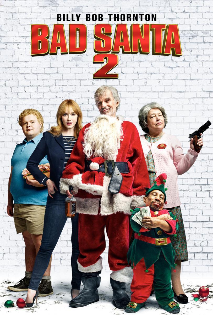Bad Santa 2: Recargado (2016)