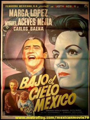 Bajo el cielo de México