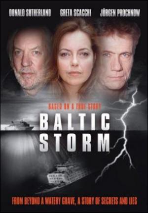 Tormenta en el Báltico