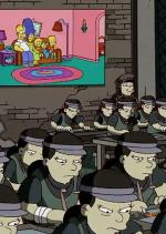 The Simpsons: Banksy Couch Gag (TV) (C)