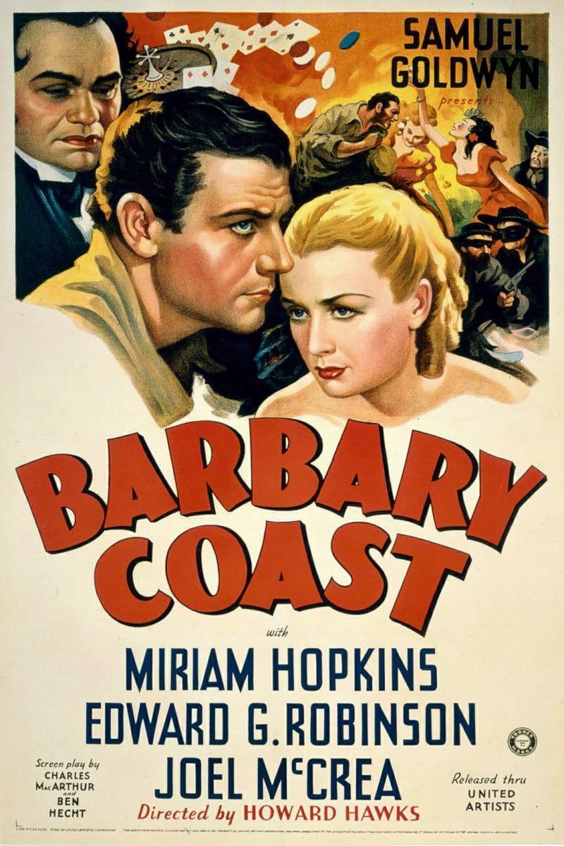 Últimas películas que has visto (las votaciones de la liga en el primer post) - Página 14 Barbary_coast-969610407-large