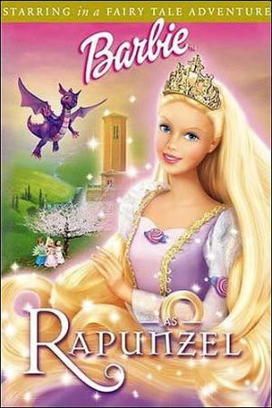 Barbie en Princesa Rapunzel