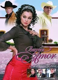 Barrera de amor (TV Series)