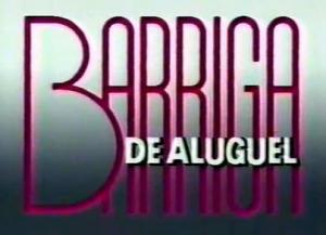 Vientre de Alquiler (Serie de TV)