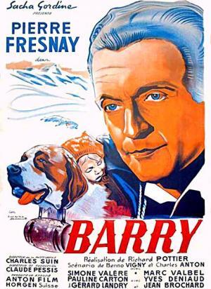 Barry, héroe de San Bernardo