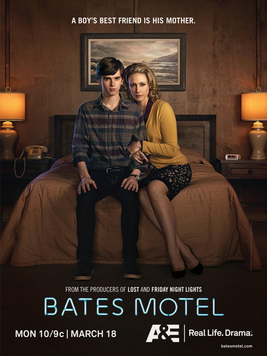 Bates Motel (Serie de TV) (2013) Serie Completa [720p] [Latino] [MEGA]