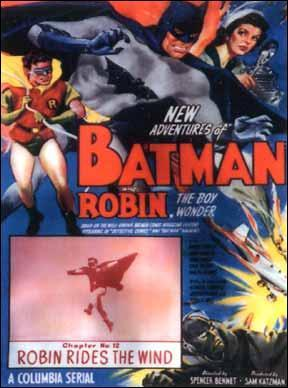 Batman and Robin (TV) (TV Miniseries)
