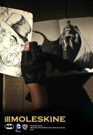 Batman Moleskine (C)