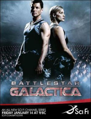 Galactica: Estrella de Combate (Serie de TV)