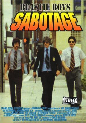 Beastie Boys: Sabotage (Music Video)