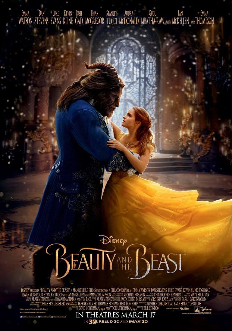 La bella y la bestia (2017) Full HD Gratis ()