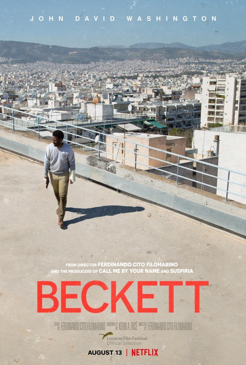 Críticas de Beckett (2021) - Filmaffinity