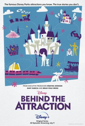 Behind the Attraction (TV Series)