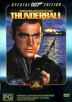Behind the Scenes with 'Thunderball'