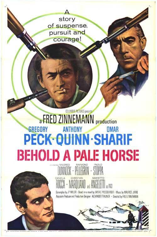 Y llegó el día de la venganza (1964)