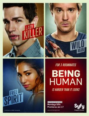 Casi humanos (Serie de TV)