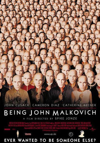 Resultado de imagen para como ser john malkovich