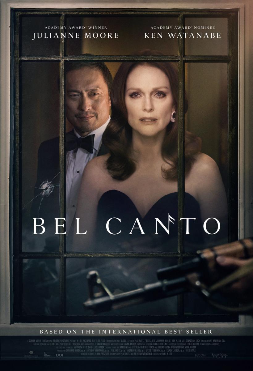 Bel Canto [2018][Latino][1080p][MEGA]