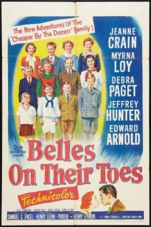Belles on Their Toes: The Further Adventures of the Gilbreth Family