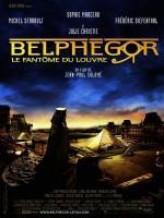 La máscara del faraón. Belphegor, el fantasma del Louvre