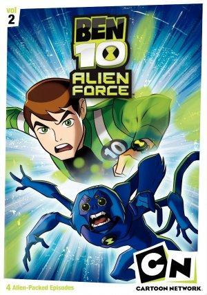 Ben 10 Alien Force Serie De Tv 2008 Filmaffinity