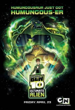 Ben 10: Ultimate Alien (Serie de TV)