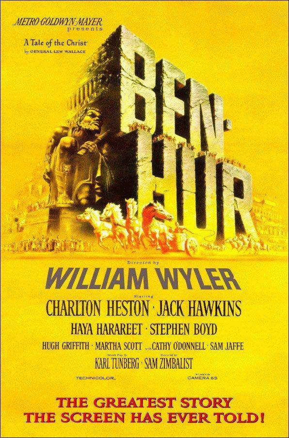Image result for Ben-Hur 1959