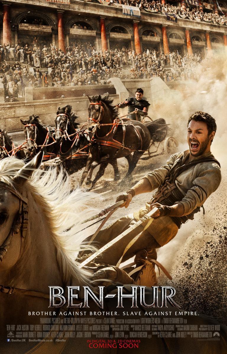 Ben Hur (2016) [1080p] [Latino-Ingles]