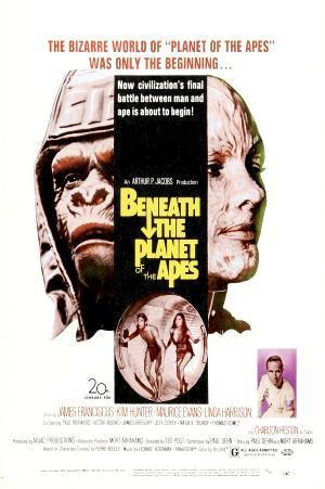 Bajo el planeta de los simios (1970) ()