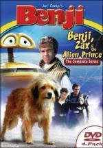Benji, Zax & the Alien Prince (Serie de TV)