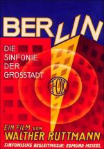 Berlín, sinfonía de una ciudad