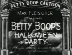 Betty Boop: La fiesta de Halloween  (C)