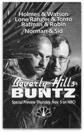 Beverly Hills Buntz (TV Series)