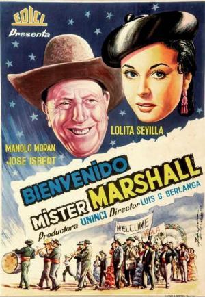 Bienvenido, Míster Marshall