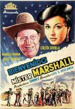 Welcome Mr. Marshall