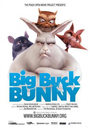 Big Buck Bunny (C)