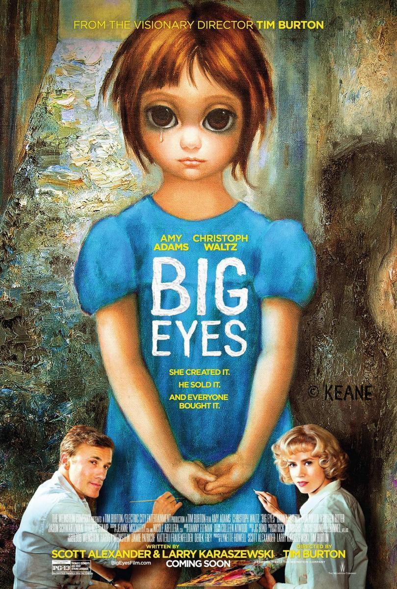 Big Eyes (2014) [1080p] [Latino] [MEGA]