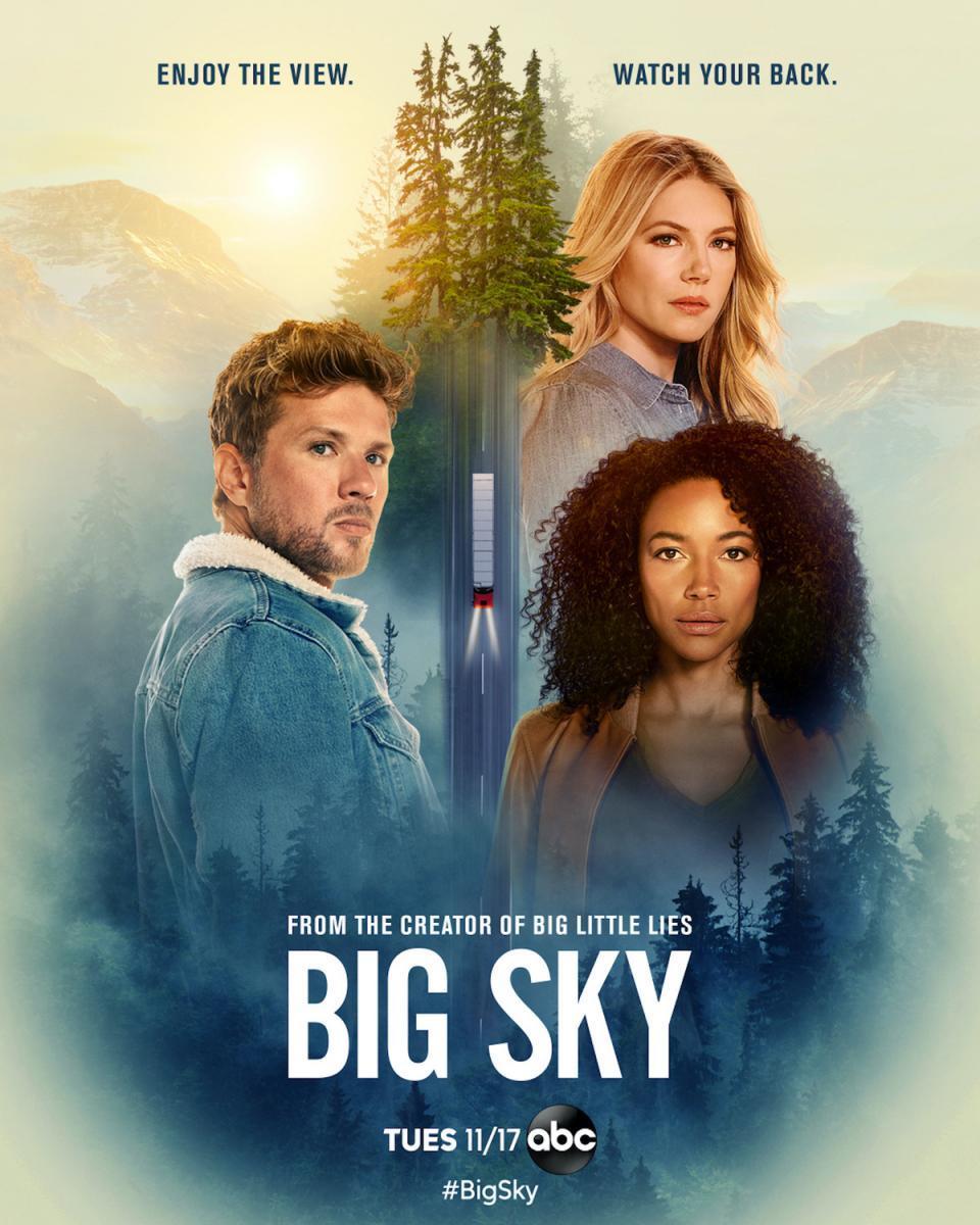 Series series series  (Las votaciones de la liga en el primer post) - Página 12 Big_sky_tv_series-690322972-large
