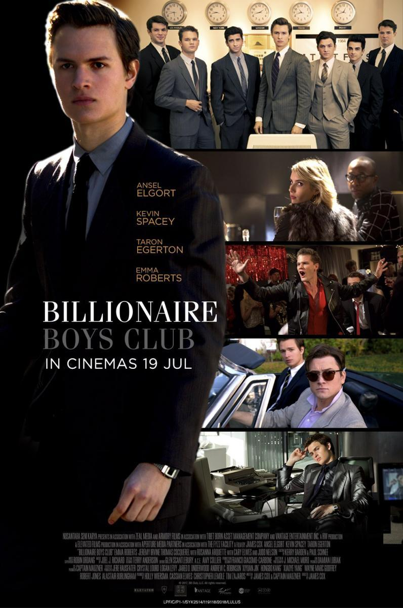El club de los jóvenes multimillonarios (2018) HD Castellano 1Fichier