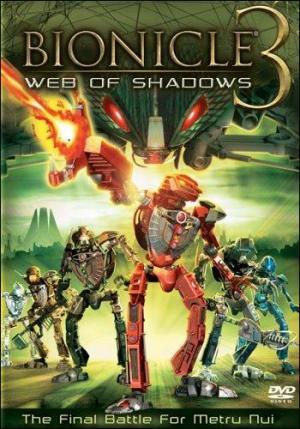 Bionicle 3: La red de las sombras