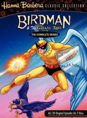 Birdman and the Galaxy Trio (TV Series)
