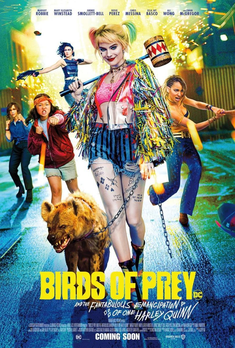 Aves de presa (2020)[Latino][1080p][Google Drive]