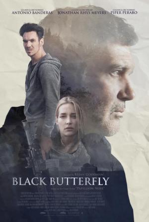 Black Butterfly (Mariposa negra)