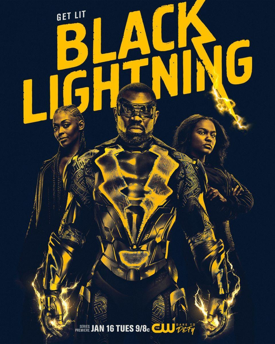 Black Lightning [720p – 1080p] [Español Latino] [MEGA], 1 Temporada