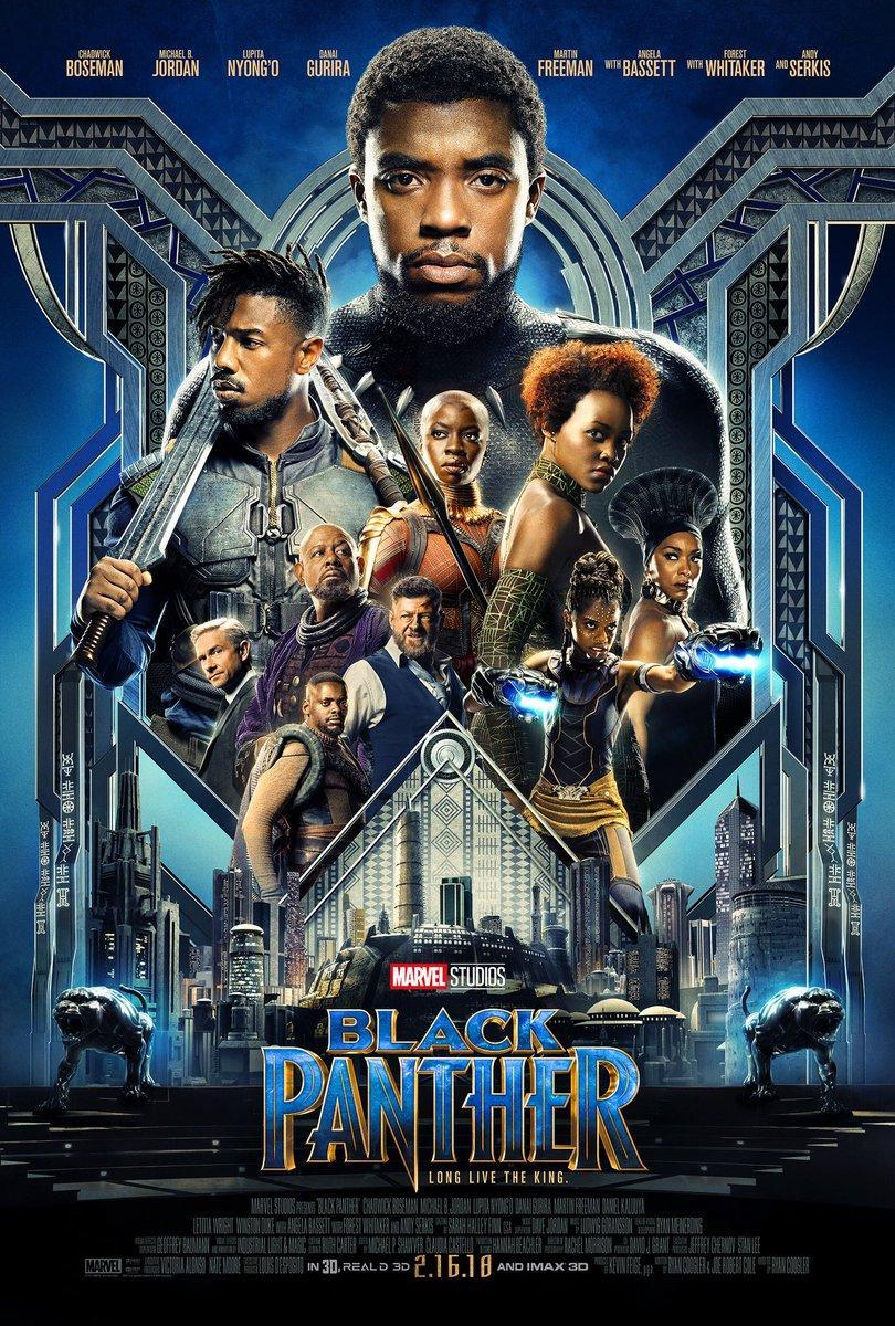 Pantera Negra (Black Panther) 2018 TS-Screener Latino 1 Link MEGA