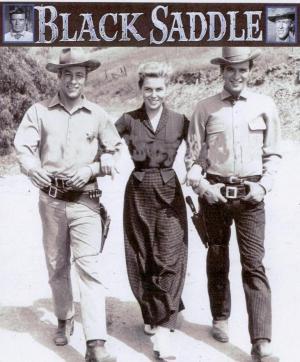 Black Saddle (Serie de TV)