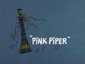 Blake Edward's Pink Panther: Pink Piper (S)