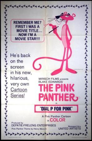 Blake Edwards' Pink Panther: Dial P for Pink (C)