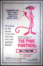 Blake Edwards' Pink Panther: Dial P for Pink (C)
