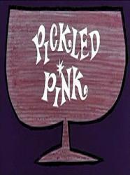 La Pantera Rosa: Tragos color de rosa (C)